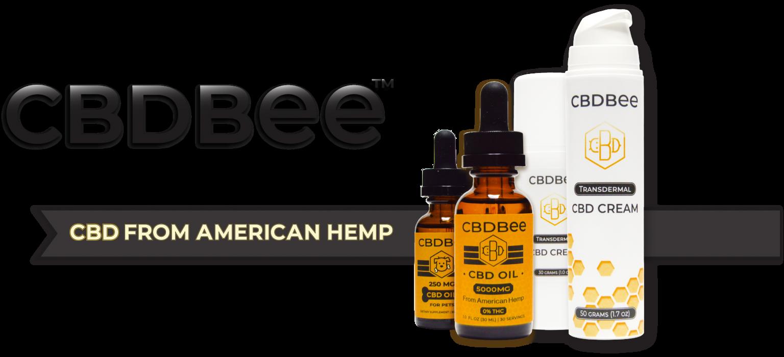 cbdbee - cbd oil & cbd cream