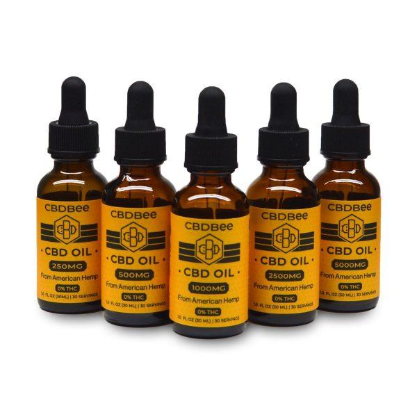 CBD Oil Tinctures