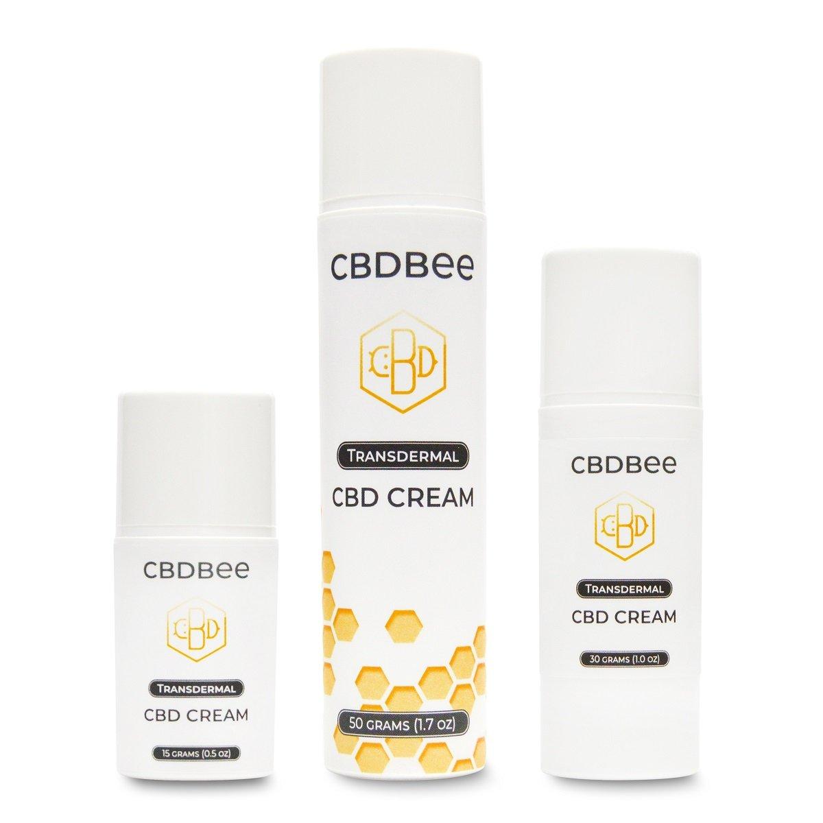 Transdermal CBD Cream